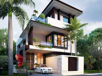 3d-architectural-design-studio-best-architectural-rendering-services-bungalow-eye-level-view