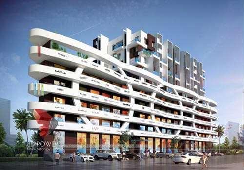 3d architectural walkthrough design company
