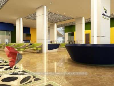 architectural-exterior-design-rendering-international-bank-interior-3d walkthrough