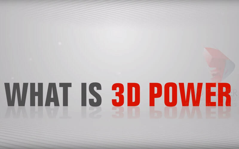 what is 3D Power